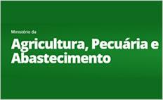 Logo Ministério da Agricultura, Pecuária e Abastecimento